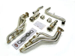 Maximizer Long Tube Header For 99 To 2003 Ford F 150 5 4l 2 4wd Lightning Harley