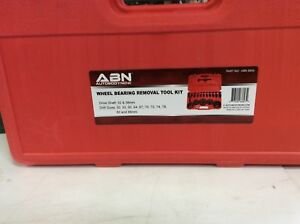 closeout Abn 23pc Front Wheel Drive Wheel Bearing Removal And Installation Set