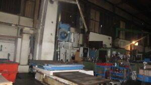 Union Bfp 130 8 Cnc Floor Type Horizontal Boring And Milling Machine New 199