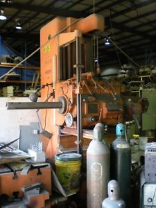 Cincinnati Gilbert Horizontal Boring Mill 3 1 2 27076