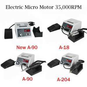 Usa Dental Lab Fit Marathon Electric Micro Motor 35k Handpiece Polishing Machine