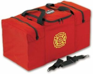 Arsenal 5060 Firefighter Combo Step in Turnout Gear Bag With Removable Should