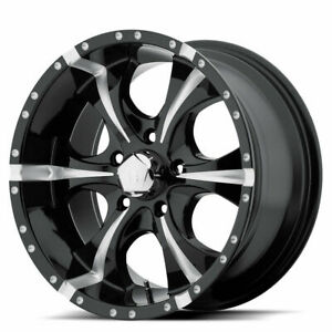 4 New 17 Wheels Rims For Chevrolet Suburban 1500 Tahoe Chevy 6811