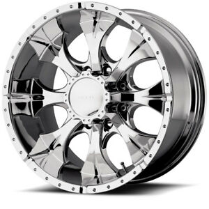 4 New 18 Wheels Rims For Chevrolet Suburban 1500 Tahoe Chevy 6814