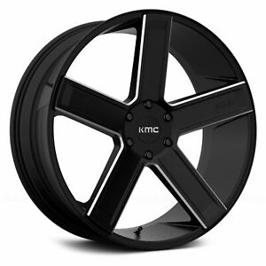 4 New 22 Wheels Rims For Chevrolet Suburban 1500 Tahoe Chevy 6820
