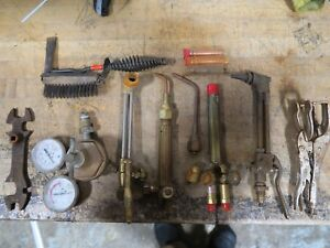 Torch Set Cutting Welding Military Issue a1s3