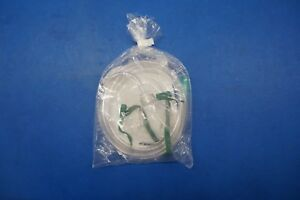 Carefusion Adult Oxygen Mask W 7 Ft Tubing Adjustable Head Strap Lot Of 26