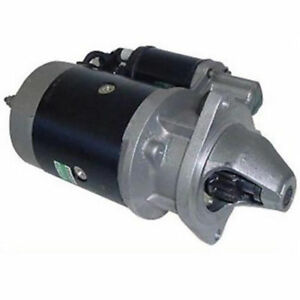 New Starter For Mahindra Tractor 2810 3325 3505 3510 4005 4025 4035 4110 4500