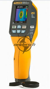 Fluke Vt02 Visual Ir Infrared Thermometer Temperature Meter Tester New