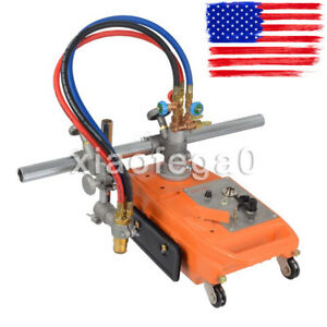 470 230 240mm Aluminum Torch Track Burner Cg1 30 Gas Cutting Machine Cutter Usa