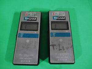 Tegam 874f Series Digital Thermometer Range 120f 2000f Type k Thermocouple