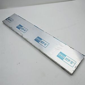 1 Thick Cast Aluminum Vista Plate 6 X 30 25 Long Sku 140630