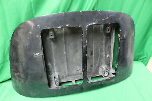 Used Oem 1960s Porsche 356 T6 Coupe Twin Double Grill Model Engine Hood