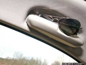 Genuine Bmw Sunglasses Holder Grey 51164862872