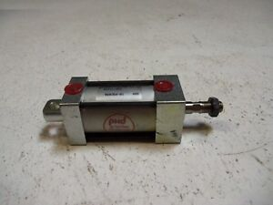 Lot Of 2 Phd Avp11 8x1 Double Acting Pneumatic Cylinder used