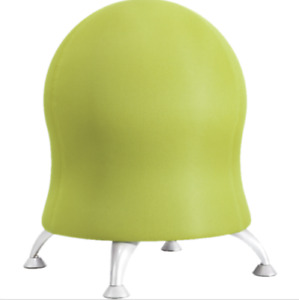 Zenergy Exercise Ball Chair Healthy Sitting Posture Core Balance Free Shipping