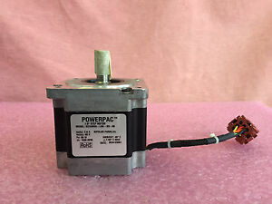 Pacific Scientific N31hrhh lnk ns 00 Powerpac Step Motor Nema 34