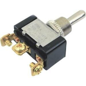 6 seachoice 3 position 12v 25a 3 Terminal Toggle Switch 12161