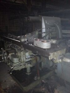 Kearney Trecker Horizontal Milling Machine