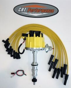 Ford Fe 332 352 360 390 406 427 428 Electronic Ignition Hei Distributor Wires