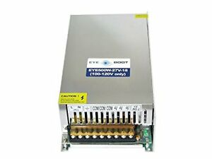 27v 500w Dc Universal Regulated Switching Power Supply Ac To 18 Amps Adjustable
