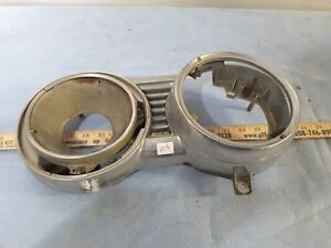 Headlight Bezels Ford Chevy Dodge Plymouth Chrysler 1940s 1950s 1960s 1970s