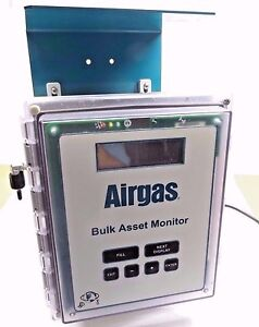 Airgas Bam B0 5014 0000 4800 Solar Powered Bulk Asset Monitor Cdt 5w