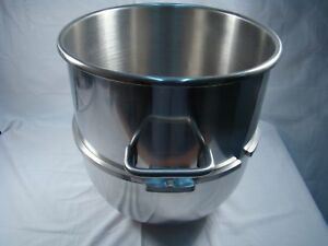 D340 Mixer Bowl For 40 Quart Hobart Mixers Replaces 315245 Stainless Steel