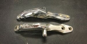 Vw Aircooled Fastback Pop Out Latches Original German Patina 52
