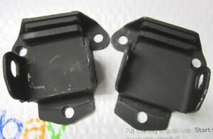 Chevrolet 283 307 327 Engine Mounts Motor Mounts Pair Free Shipping
