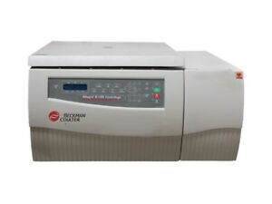 Beckman Coulter Allegra X 15r Refrigerated Benchtop Centrifuge W Rotor