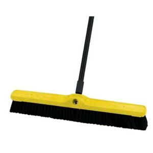 Rubbermaid 9b09 24 Push Broom