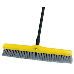 Rubbermaid 9b11 24 Push Broom