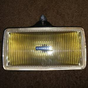 Carello Fog Light Amber Supercrystal Large 1 Only