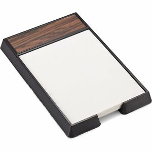 Officemate Memo Holder 5 X 8 Inches Paper 120 Sheet Capacity Black 97606