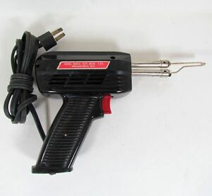 Weller 8200 n Dual Heat Universal Soldering Gun With New Tip 120v 140w 100w