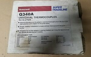 Honeywell Lot Of 10 Q340a Thermocouple A1090 36