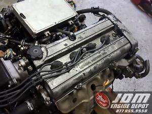 96 01 Honda Acura Integra 1 8l Dohc 4 Cyl Engine Motor Only Jdm B18b