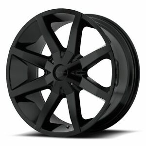 4 New 22 Wheels Rims For Chrysler 200 300 Sebring Town And Country 330