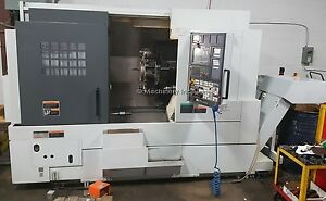 Mori Seiki Nl2500mc 700 Cnc Lathe Turning Center Live Milling C axis 2005