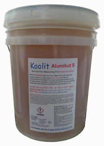 5 Gal Semi synthetic Alumikut Cnc Coolant 2x Concentration So Use 1 2 As Much