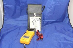 Uei Dl90a Digital Clamp On Tester With Case
