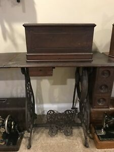 Willcox Gibbs Antique Sewing Machine