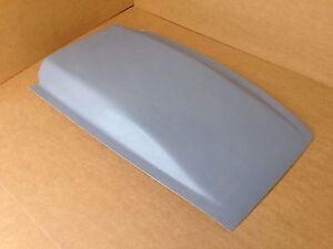 Cowl Induction Hood Scoop 44 Long Chevy Pontiac Dodge Ford