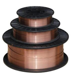 Er70s 6 035 X 33 Lb Spool Solid Mig Welding Wire