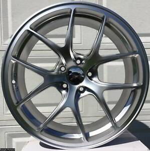 4 New 20 Wheels Rims For Pontiac Vibe Mercury Grand Marquis Mariner Milan 472