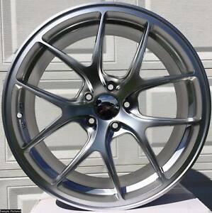 4 New 20 Wheels Rims For Nissan Altima Maxima Murano Pathfinder Quest 472
