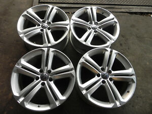 12 13 14 15 Vw Cc 18x8 Wheels Rims Original Oem Jetta Passat Gti Gli Oe Germany