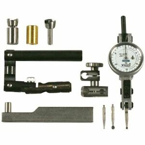 Fowler 52 562 120 0 15 0 X test Horizontal Dial Test Indicator Set 1 5 dial
