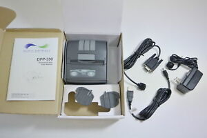 Infinite Peripherals Dpp 350bt 3 Inch Mobile Bluetooth Receipt Thermal Printer